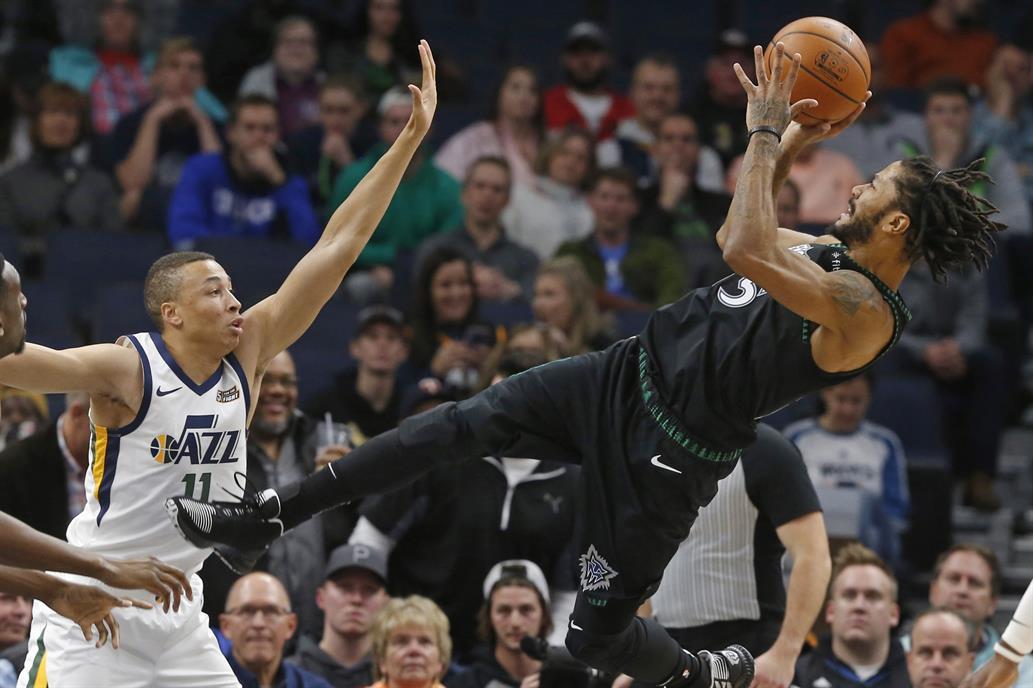 Los Timberwolves alucinaron con los 50 puntos de Derrick Rose