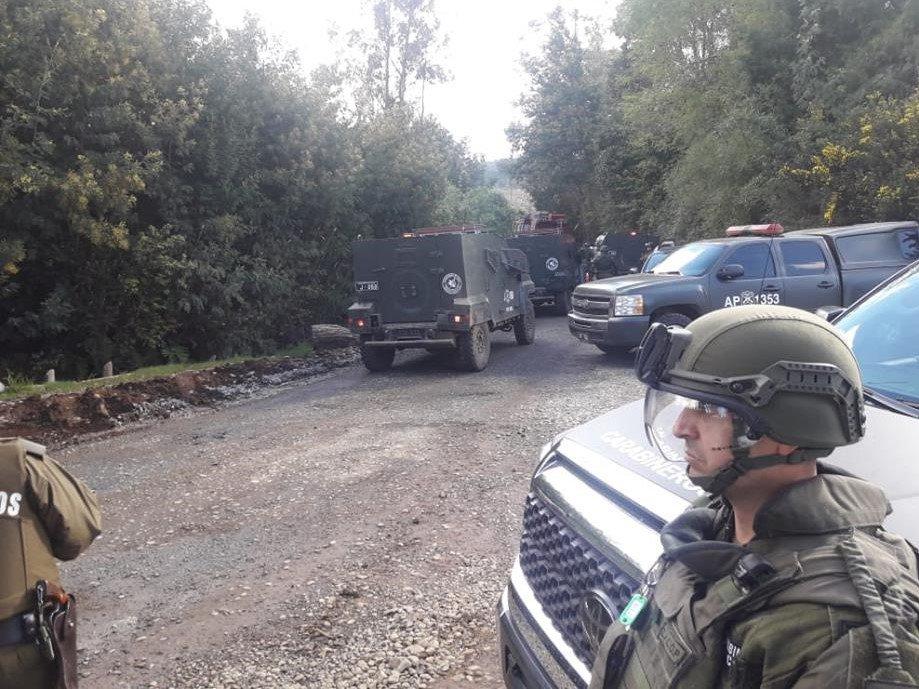 Consejo de Defensa del Estado se querella contra los 4 carabineros involucrados en asesinato de Camilo Catrillanca