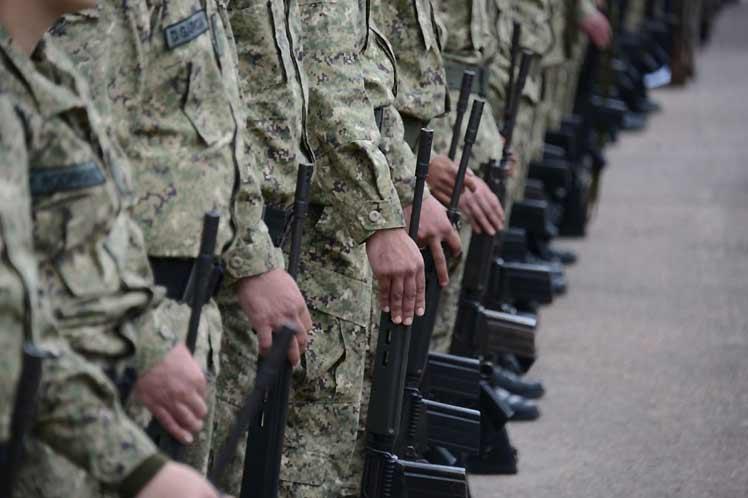Senado uruguayo aprueba ingreso de tropas de EE. UU. para brindar seguridad al G20