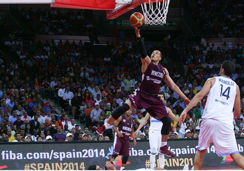 Venezuela y Brasil a buscar su pase para el Mundial FIBA 2019