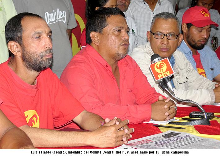Asesinados 2 dirigente campesinos en Venezuela