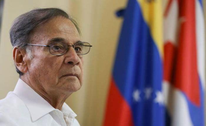 Fallece el comandante Fausto de Venezuela: Alí Rodríguez Araque