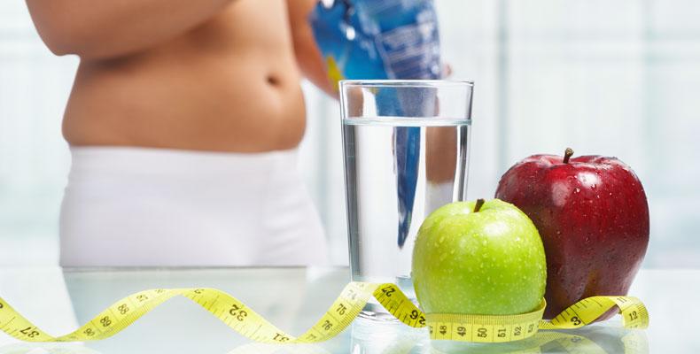 ¿Cómo bajar 1 kilo diario durante 3 días de forma segura?