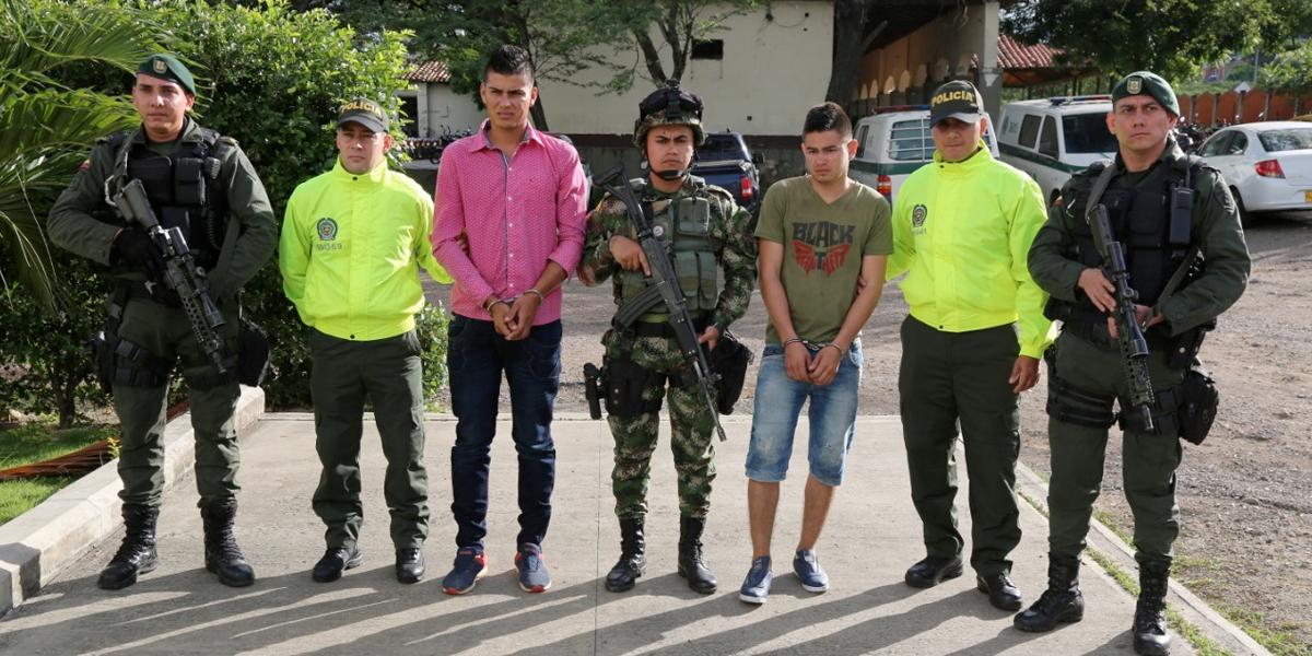 Colombia captura a dos de los autores de la masacre en El Tarra