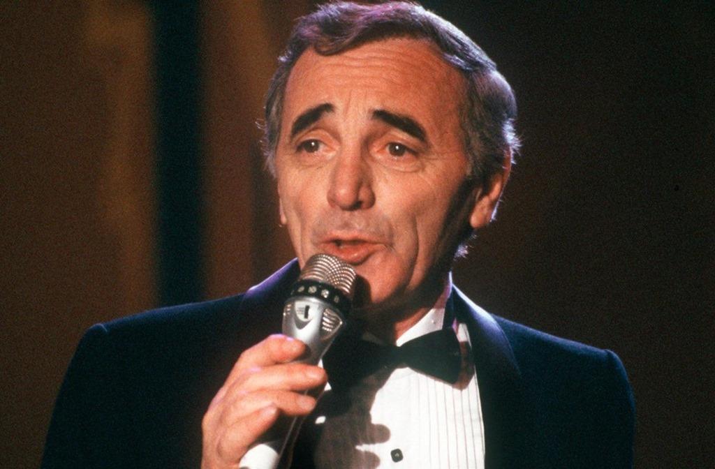 Preparan álbum póstumo de Charles Aznavour