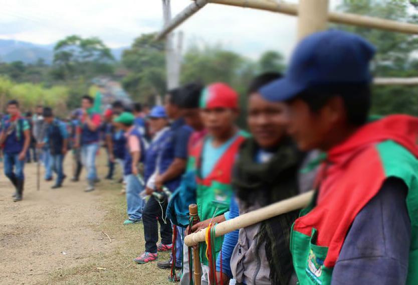 Comunidades indígenas reciben amenazas de disidentes de las FARC