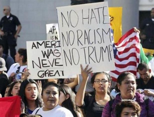 Crímenes de odio aumentan en los Estados Unidos