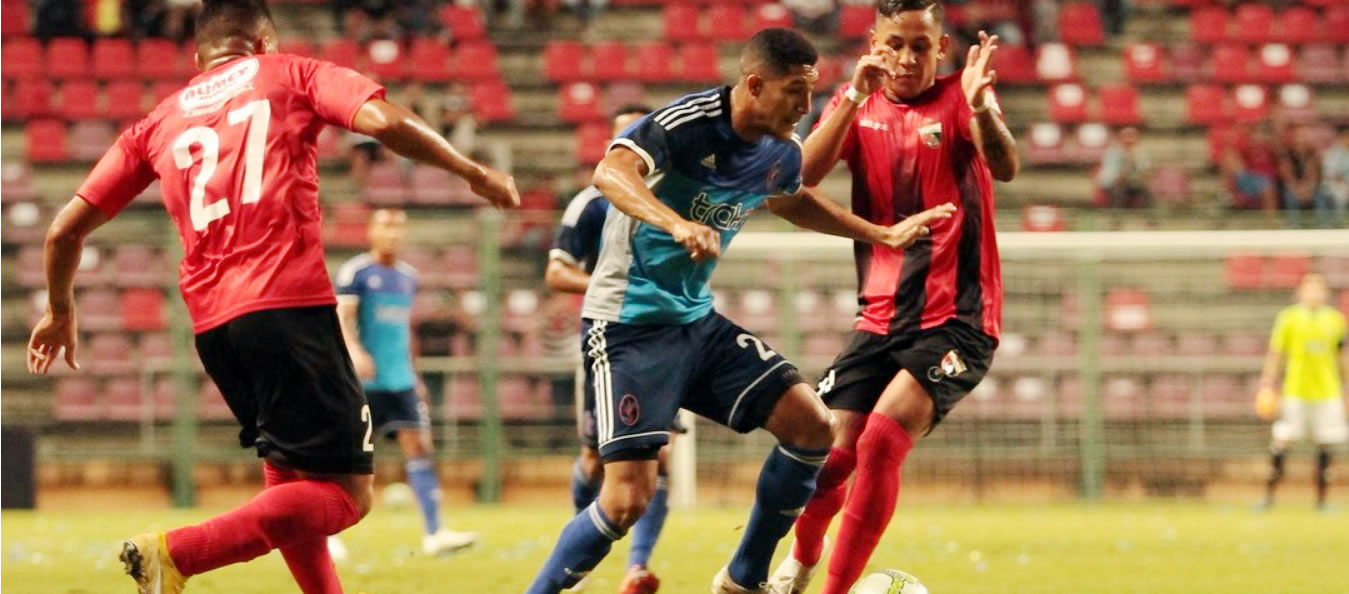 Fútbol venezolano: Lara y La Guaira pactaron a cero goles en primer juego de la final del Torneo Clausura