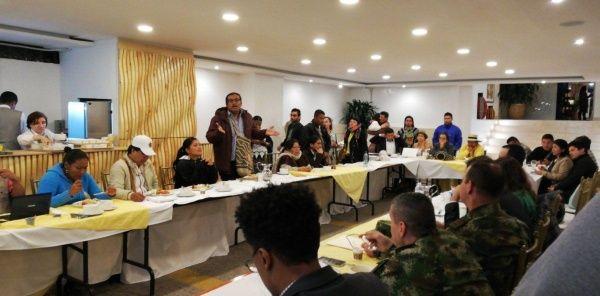 Suspendido diálogo entre indígenas y Gobierno de Colombia