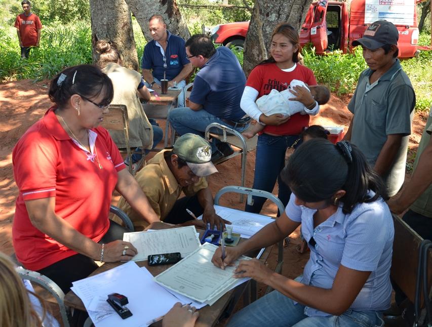 Inicia etapa de consulta de programas sociales a indígenas en Paraguay