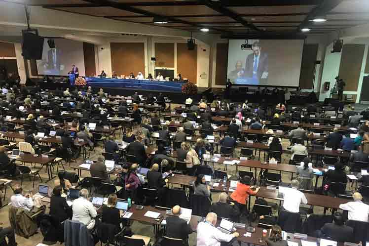 Gobiernos debaten en Ecuador medidas de protección para la capa de ozono