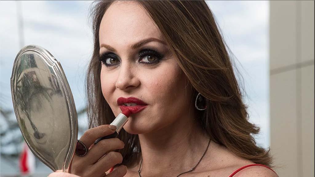 Roban la casa de la actriz venezolana Gaby Spanic en México