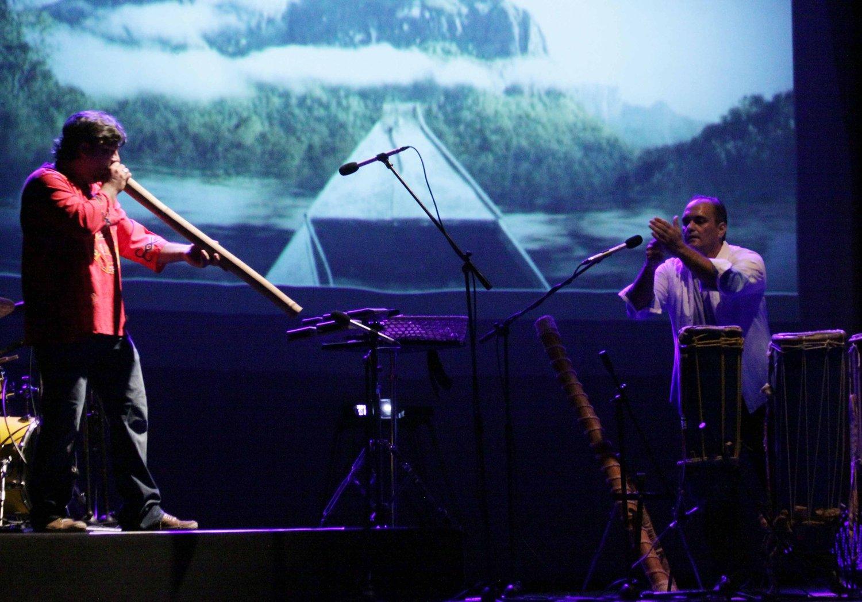 (Video) La Orquesta Sinfónica de Maracaibo explora en el Neofolklore