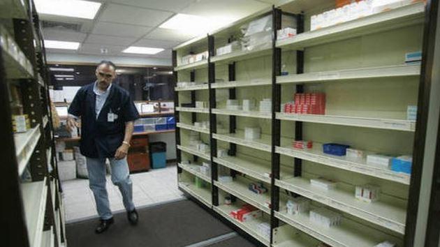 $1.682 millones para adquirir medicinas fueron bloqueados a Venezuela