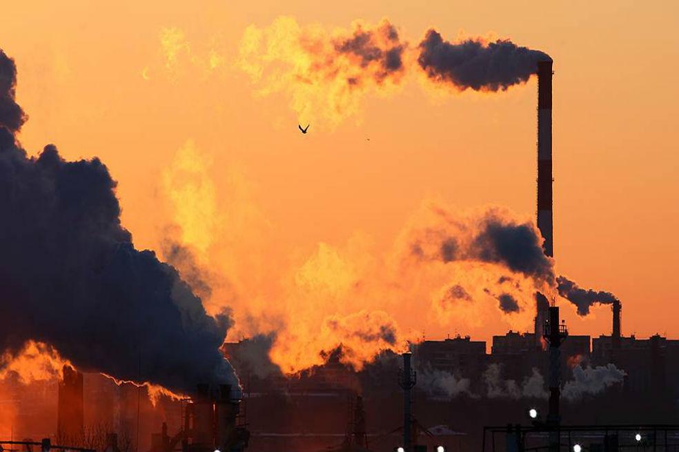 ¡Alarmante! Niveles de gases de efecto invernadero alcanzan nuevo récord