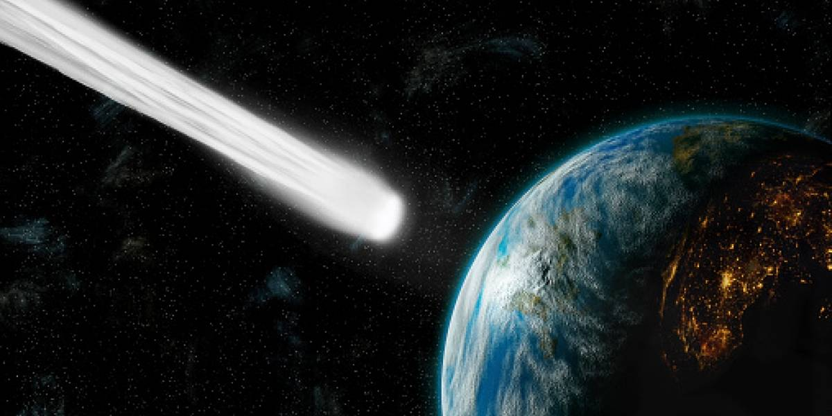 Alerta la Nasa: tres asteroides pasarán velozmente cerca de la tierra