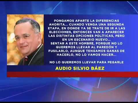 """Con 500 mil firmas piden al Papa que saque a un obispo """"golpista"""" de Nicaragua"""