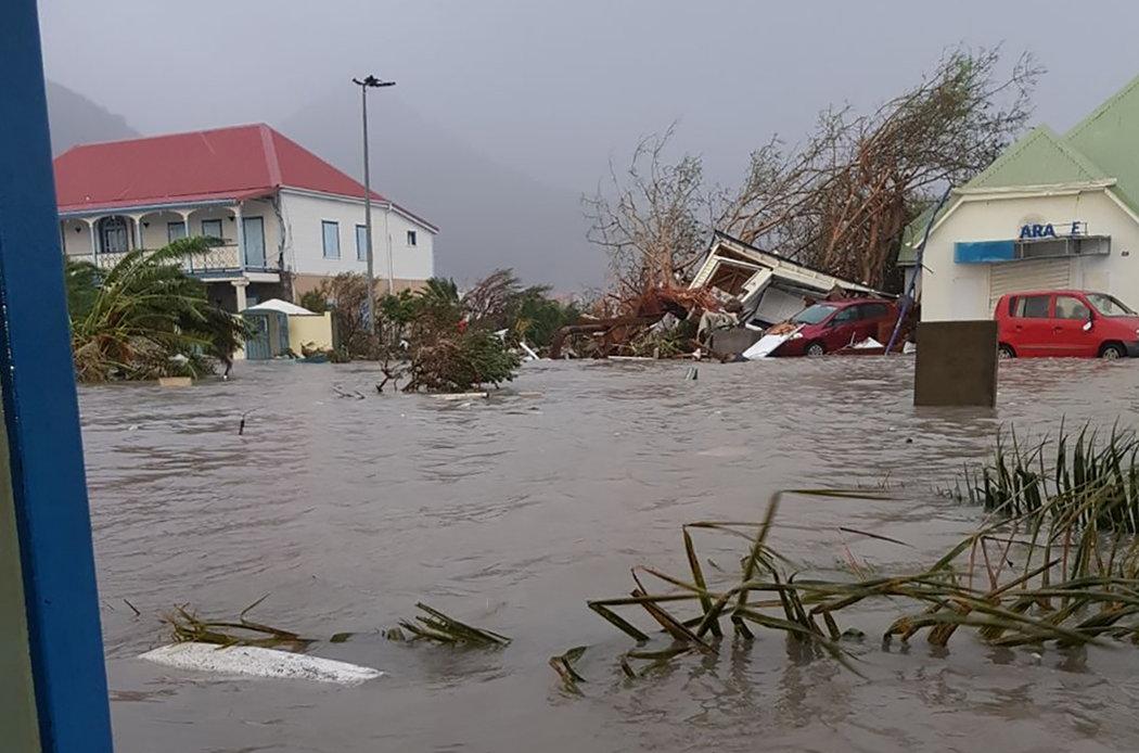 ¡Culpables! El cambio climático aumentó la intensidad de Katrina, Irma y María