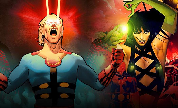 """Marvel adelanta un nuevo universo cinematográfico con """"The Eternals"""""""
