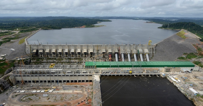La justicia brasileña impone una multa a hidroeléctrica en Belo Monte