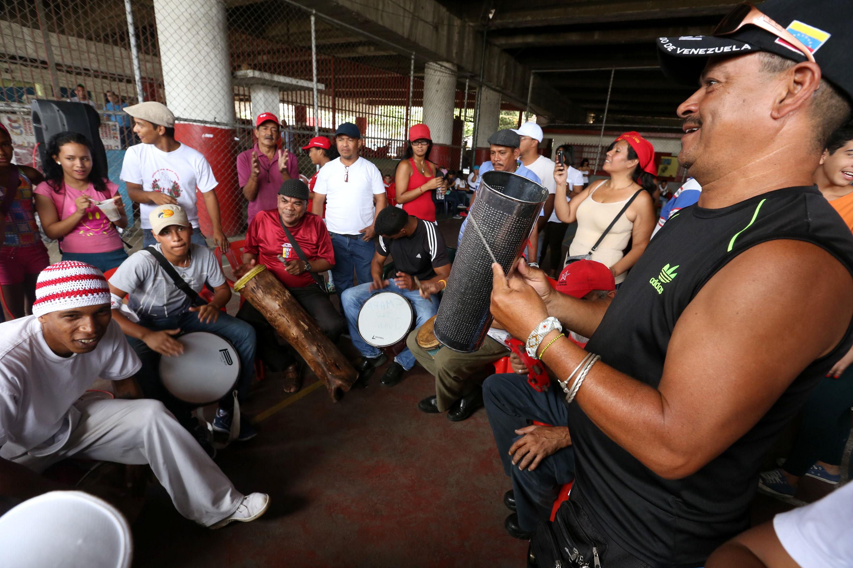 ruta del tambor en venezuela