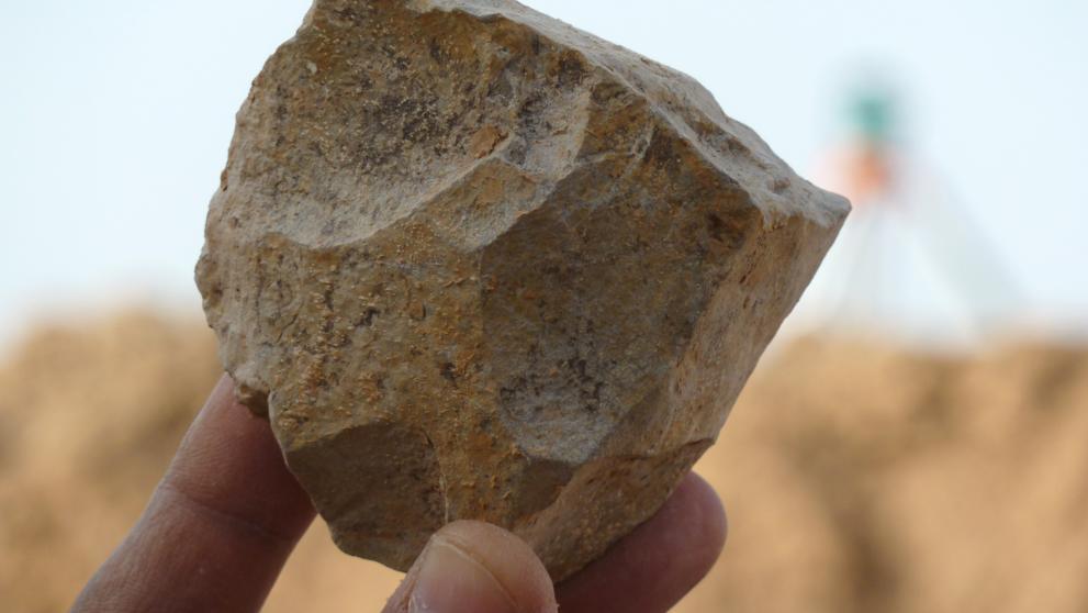 Descubrimiento realizado en Argelia hace dudar sobre el origen de la humanidad