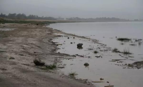 Mar de Galilea a pocas semanas de su «línea negra» por sequía y extracción de agua