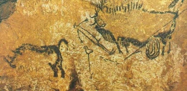 Fragmentos de arte rupestre podrían probar de que los humanos hacían astronomía hace 17.000 años