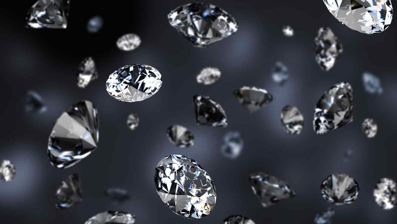 En Júpiter y Saturno podrían registrarse lluvias de diamantes