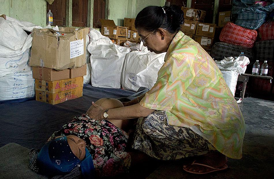 La tragedia de quedar embarazada para una mujer soltera en Birmania