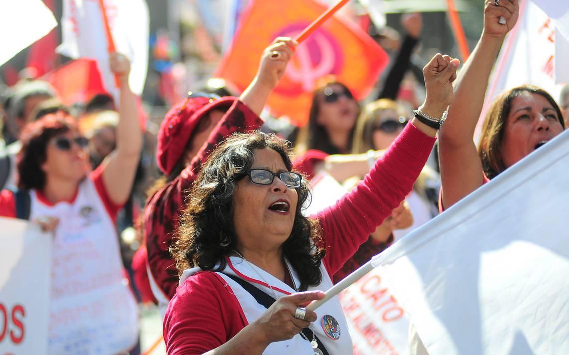 CUT convoca a marcha nacional en rechazo a proyectos emblemáticos del Gobierno