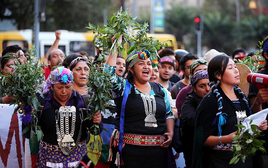 La derrota del Ejecutivo ante el Poder Judicial en temáticas mapuche