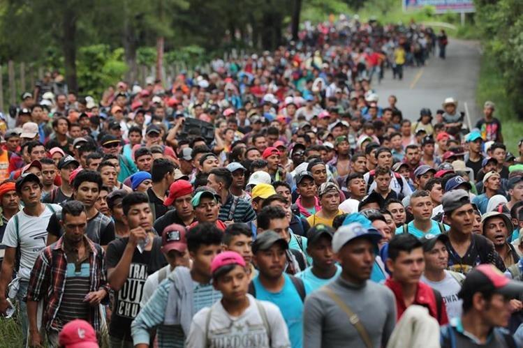 """AMLO negocia con Trump un """"Plan Marshall"""" para frenar la migración a EE. UU."""