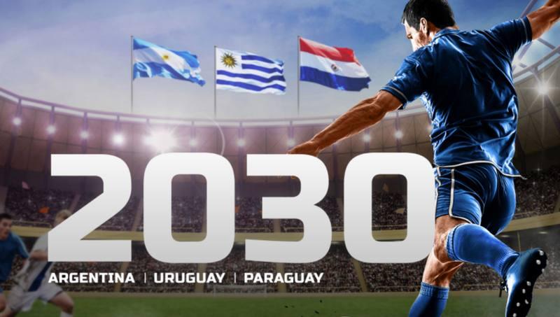 Argentina, Uruguay y Paraguay persisten en albergar el Mundial 2030