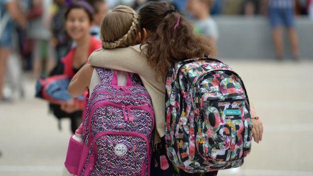 Una «palabra clave» salvó a una niña de 11 años de ser secuestrada