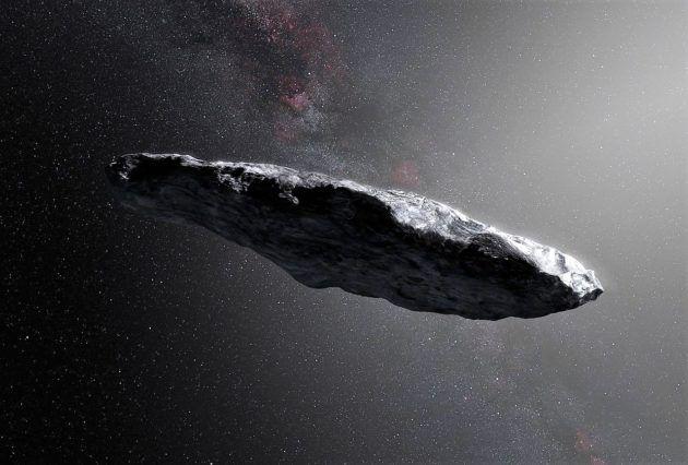 """¿Es Oumuamua un objeto de """"una civilización alienígena""""?, nuevas teorías sobre su origen"""