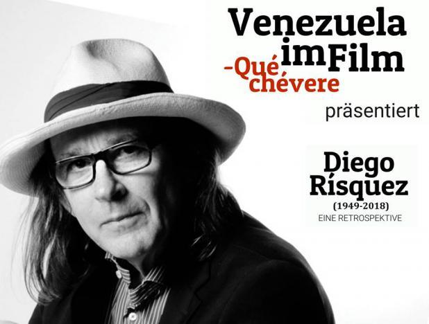El cineasta venezolano Diego Rísquez fue homenajeado en Festival de cine en Frankfurt