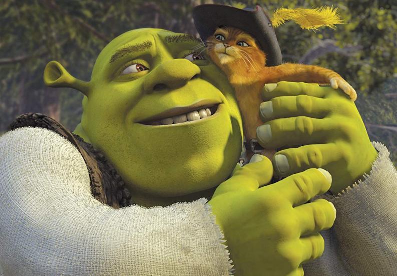 """Universal prepara nuevas películas de """"Shrek"""" y """"El gato con botas"""""""