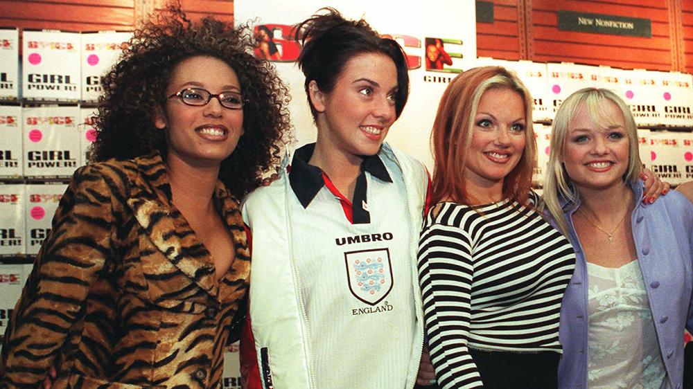 Las Spice Girls se mantienen unidas a pesar de la ausencia de Victoria
