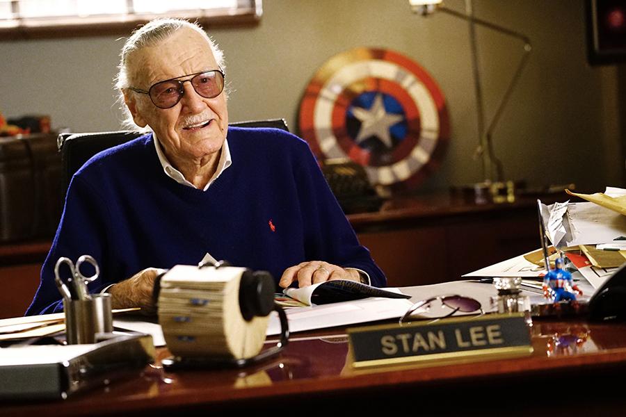 Los Vengadores están de luto por la muerte de Stan Lee
