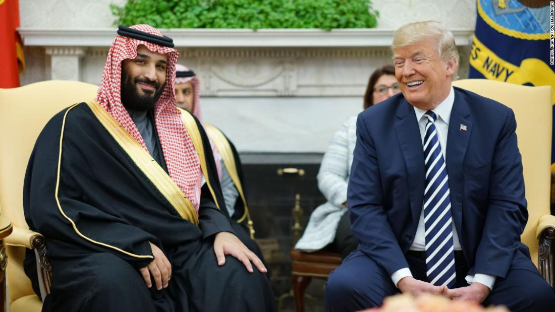 Trump no sanciona a Arabia Saudí por un negocio nuclear de $ 80 mil millones