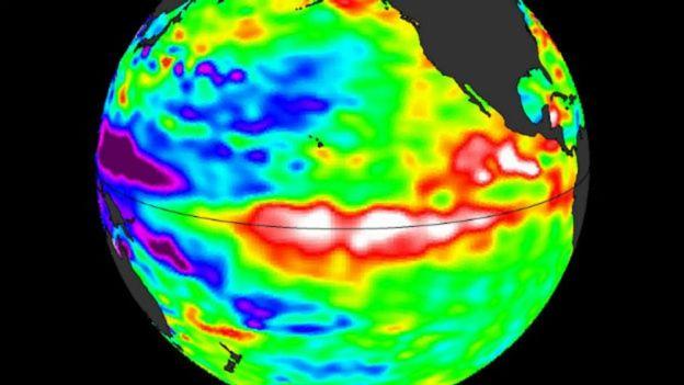 El fenómeno de El Niño se adelanta y puede llegar antes de