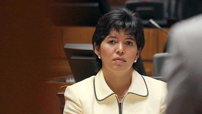 Yasna Provoste acusa «lamentable montaje» del diario La Segunda por nota sobre asesorías de senadores DC
