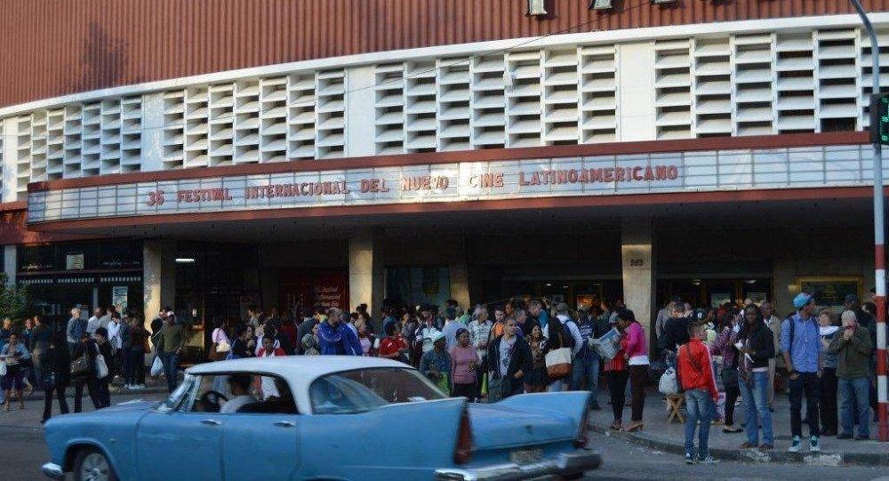 Arranca el Festival Internacional de Cine Latinoamericano de La Habana
