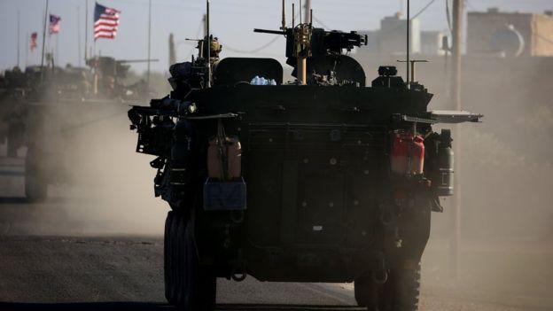 Trump impone nueva narrativa en su país sobre conflictos con la retirada de tropas en Siria