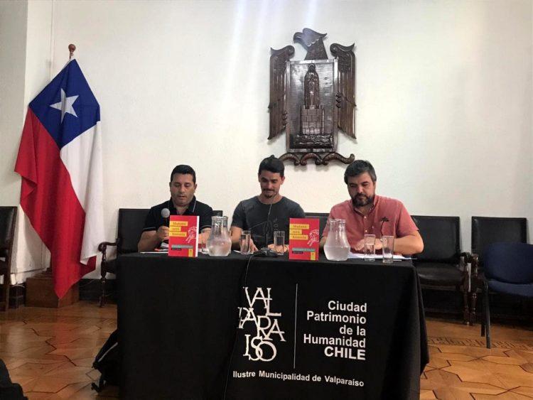 Marco Teruggi presentó libro sobre movimiento comunal venezolano