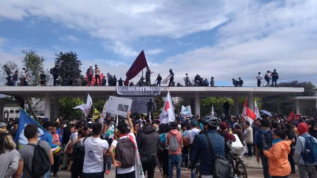 Referendo permitirá la gratuidad de la educación pública y que se consagre este derecho en la constitución colombiana