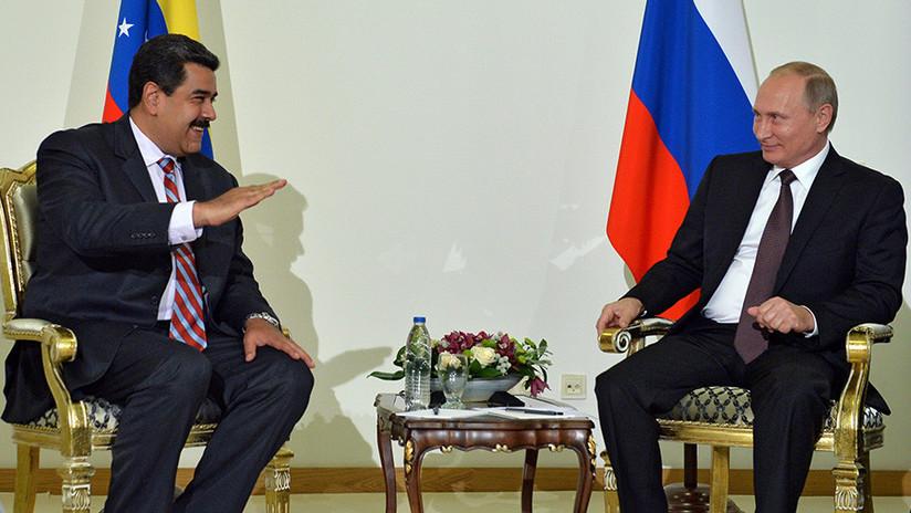 Putin rechaza agreciones contra venezuela