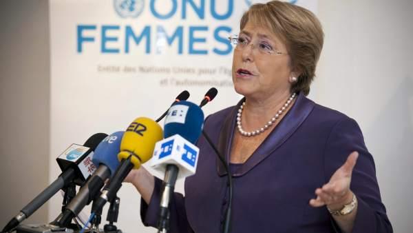 Organizaciones mapuche piden a Bachelet una instancia internacional para observar la desmilitarización en La Araucanía