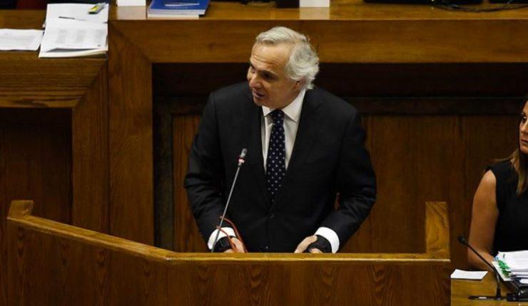 Interpelación: Chadwick no asume responsabilidad política y reafirma defensa a labor de Carabineros en La Araucanía